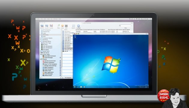 Microsoft Remote Desktop 2 for Mac
