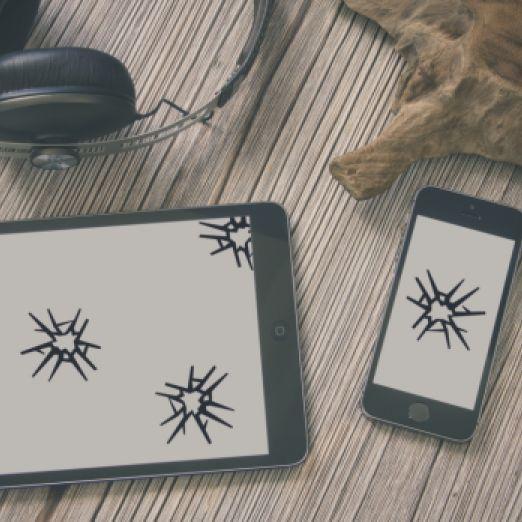 Ikon for Advarsel: Sæt ikke dit iDevice (iPhone, iPad eller iPod) tilbage i tiden