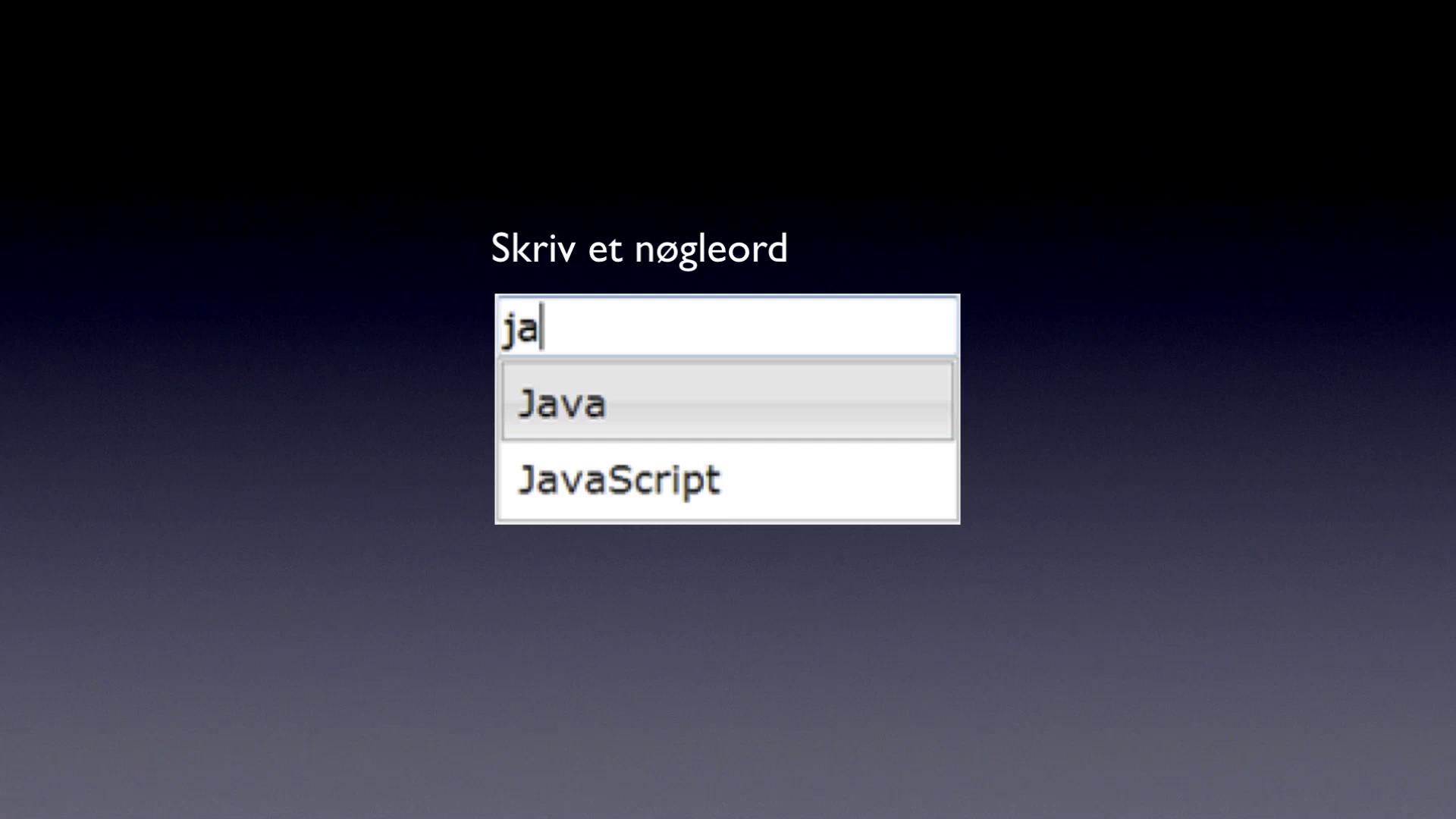 Hvad er jQuery og Javascript