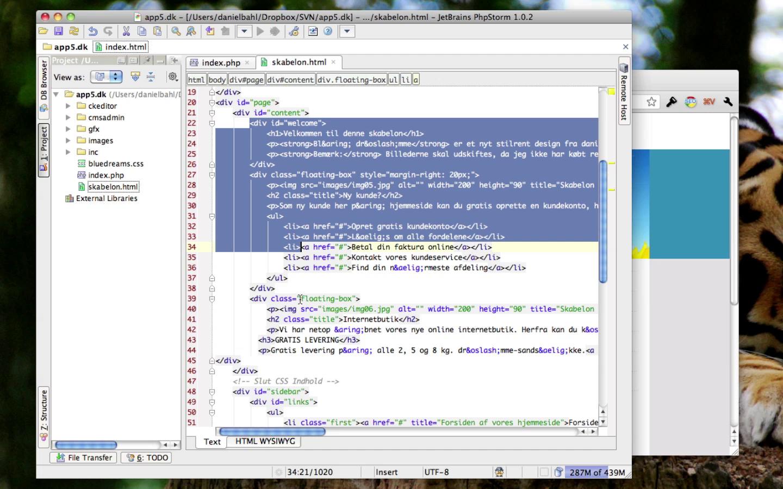 [Byg dit eget CMS] 8. Front-end programmering Del 2